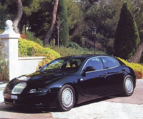No doubt about it, anyone who tries to oppose it, is simply stupid. Bugatti 1990 EB 112