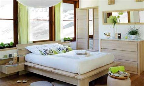deco nature chambre décoration chambre nature