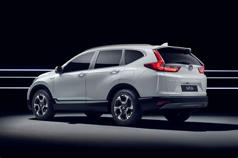 suv honda hybridised honda suv new cr v hybrid prototype hits