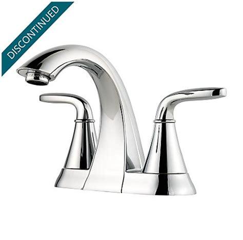Pfister Pasadena Faucet Manual by Polished Chrome Pasadena Centerset Bath Faucet F 048