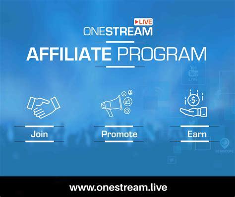 Affiliate Program | OneStream.live