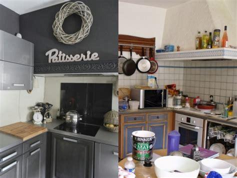 rajeunir une cuisine rajeunir sa cuisine finest avec des bonbonnes de peinture