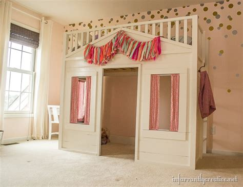 remodelaholic  amazing diy loft beds  kids