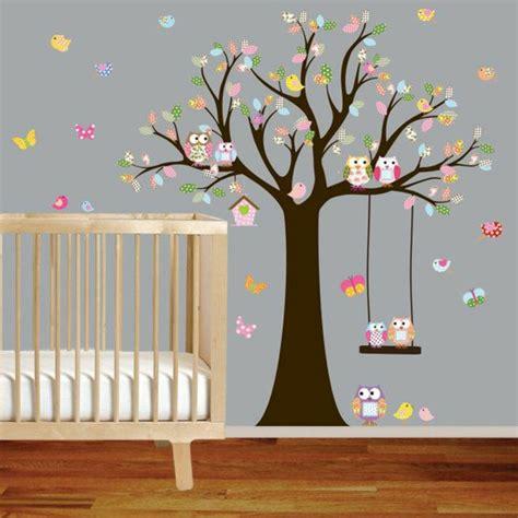 stickers chambre bébé pas cher stickers muraux chambre bebe pas cher evtod