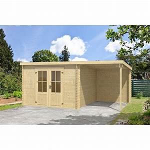 Abris De Jardin Bois 5m2 : abri de jardin tampa 14 m avec auvent serres et abris ~ Farleysfitness.com Idées de Décoration