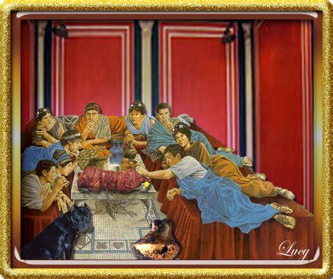 alimentazione antichi greci il cibo nell antica roma esercizi per la secondaria di ii