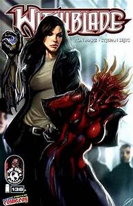 Witchblade 138 New York ComiCon Variant Top Cow comic book