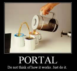 Now you?re thinking with Portals!   DNAtriplehelix