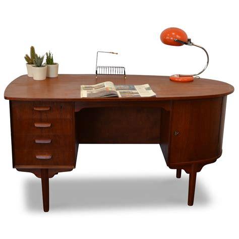 bureau d 馗ole midcentury modern deens teak bureau vintage vibes