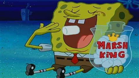 Spongebob Eats Marshmallow For 10 Hours