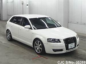 Audi A3 2004 : 2004 audi a3 white for sale stock no 35388 japanese used cars exporter ~ Gottalentnigeria.com Avis de Voitures