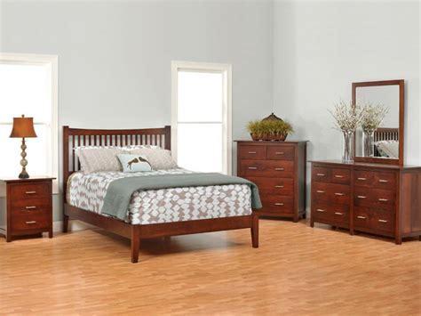 Austin Bedroom Furniture Set   Countryside Amish Furniture
