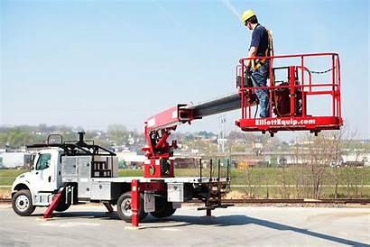 Aerial Platform Equipment Elliott Inspections Company Inspection