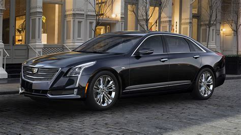 Cadillac Ct6 (2016) Wallpapers And Hd Images