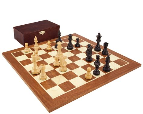 mahogany chess set black mahogany chess set rcpb101 163 95 21 3945