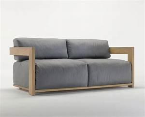 Divani due posti divano cloud da meridiani for Divani due posti piccoli
