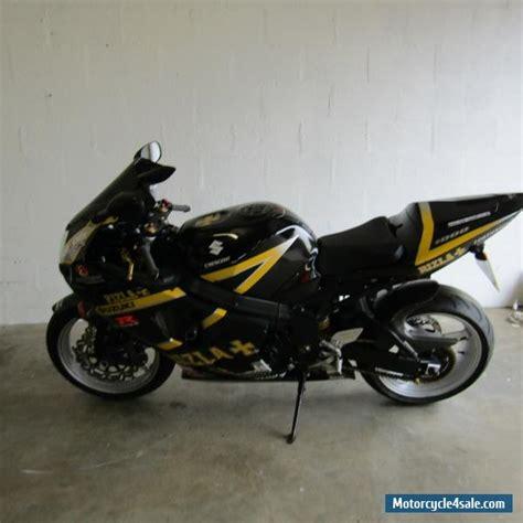 2004 Suzuki Gsxr 1000 For Sale by 2004 Suzuki Gsxr 1000 K4 For Sale In United Kingdom