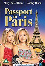 Passport to Paris (Video 1999) - IMDb