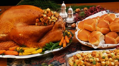 Central Christian Church Free Thanksgiving Dinner The