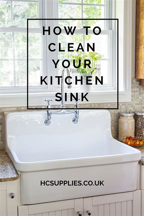 how to clean your kitchen sink how to clean a kitchen sink a complete guide 8595