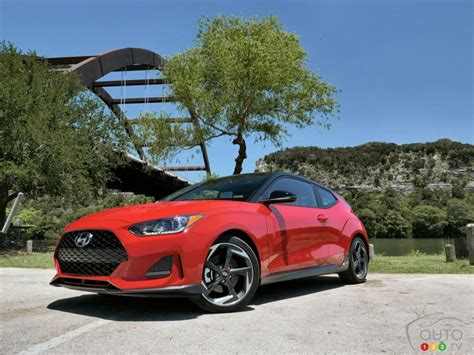 2019 Hyundai Veloster Review by Premier Contact Hyundai Veloster 2019 Essais Routiers
