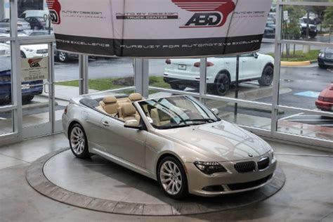 Bmw Of Chantilly by 2010 Bmw 6 Series 650i Convertible Chantilly Va 25776621
