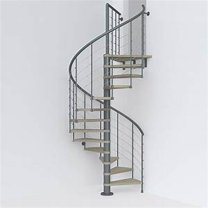 Escalier Colimaçon Pas Cher : escalier colima on rond ringtube structure acier marche ~ Premium-room.com Idées de Décoration