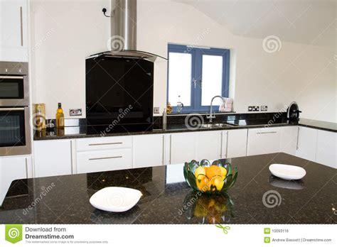 belles cuisines modernes cuisine moderne image libre de droits image 10093116