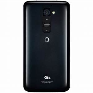 LG G2 D800 Black Excellent Used Unlocked AT&T Android ...