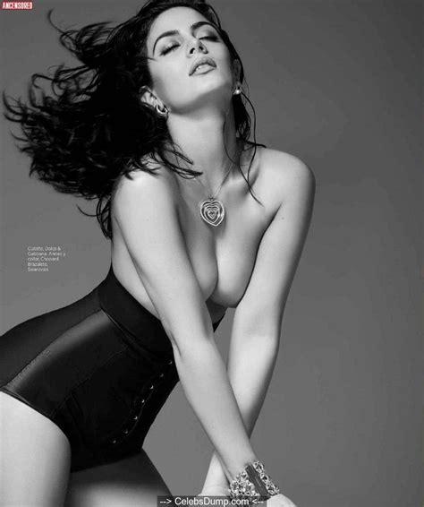 Michelle Argyris  nackt