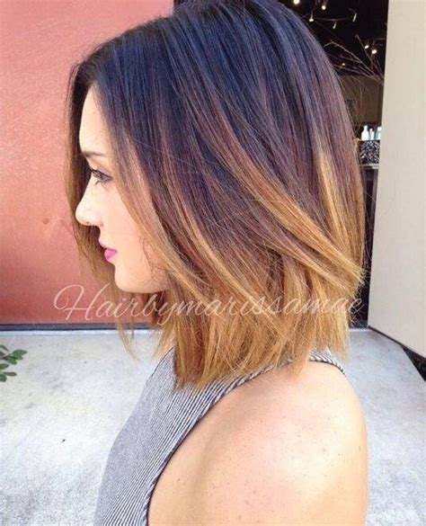 30 simple and easy hairstyles for straight hair medium