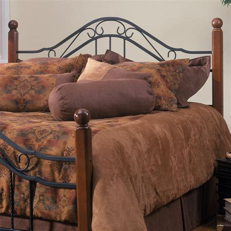 hillsdale metal beds fullqueen madison headboard