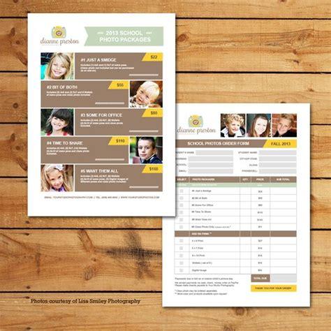 school  pricing order form template preschool