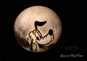 Pluto's Heart Formation Looks Strangely Like…a Cartoon Dog ...