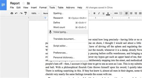 Now, you can include those fonts in your icons for docs lets you import more than 900 icons from font awesome and 900 icons from google material design, change their color, and resize. Google Docs Voice Typing lets you speak instead of type | USASpeaks.com