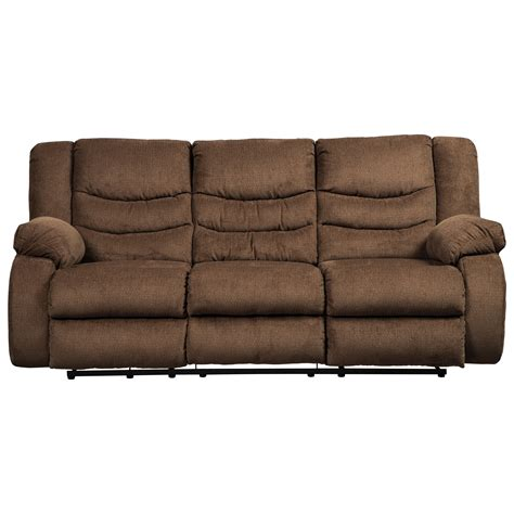 value city furniture recliner sofas signature design by ashley tulen contemporary reclining