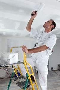 Devis Peinture Plafond : devis en ligne peinture de plafonds murs boiseries ~ Dode.kayakingforconservation.com Idées de Décoration