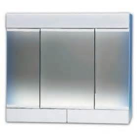 armoire de toilette cybelle 3 portes avec miroirs 2 tiroirs fr cuisine maison