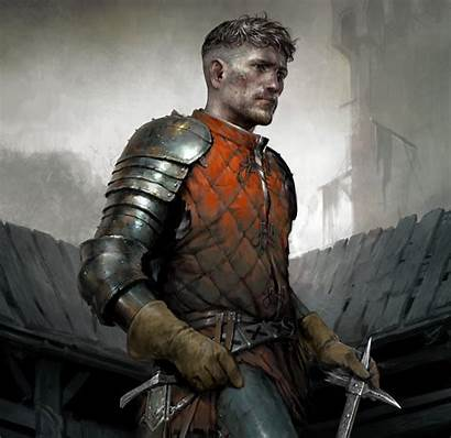 Henry Deliverance Kingdom Come Concept Armor Blacksmith