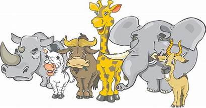 Clipart Animals African Animal Dance Clip Africa