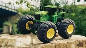 Rasenmähertraktor John Deere : ferngesteuerter traktor john deere youtube ~ Eleganceandgraceweddings.com Haus und Dekorationen