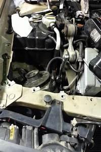 1998 Cadillac Deville Alternator Removal Upward