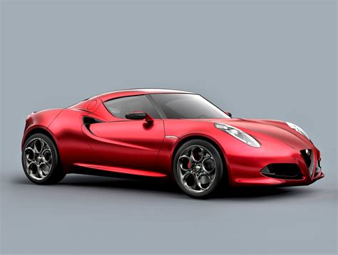 renault geneva news alfa romeo launches 4c sports car