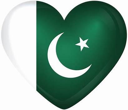 Pakistan Flag Heart Pakistani Army Yopriceville National