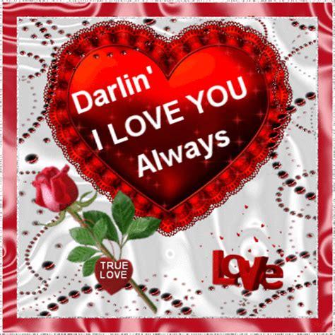 darlin   love  ecards greeting cards