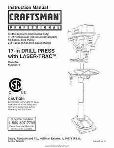 Craftsman 22901