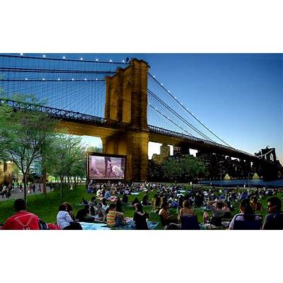 Brooklyn Bridge Park: Wednesday Night Tours – Buzz