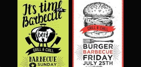 13+ BBQ Party Invitation Designs & Templates PSD AI