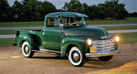 chevrolet pickup driven