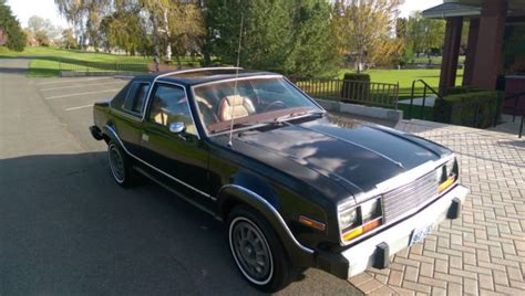 Amc Eagle Coupe All Wheel Drive For Sale In Yakima